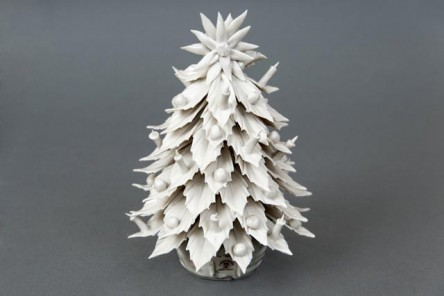 White Christmas Fir Tree