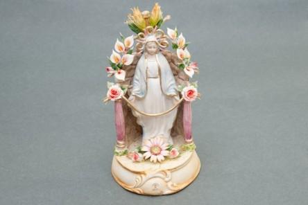 Lady of Lourdes statue