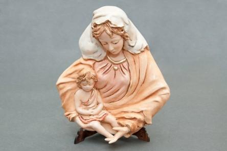 Immagine Madre Santa con Bambino