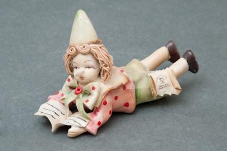 Bomboniera Pinocchio con libro