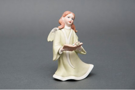 Angel Statuette of the Holy Scriptures