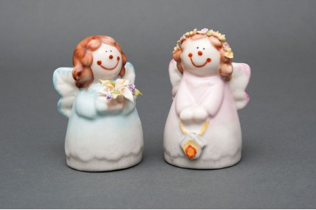 Smile Angel Figurine