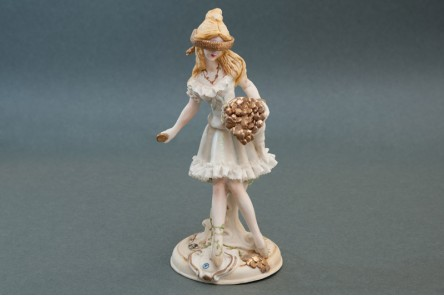 Goddess of Luck Figurine